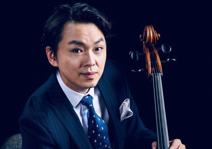 Li Wei Qin Cello