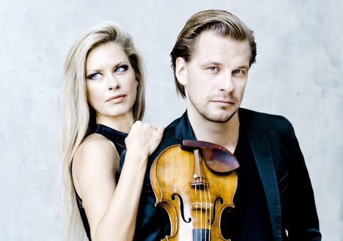 Kirill and Alexandra Troussov